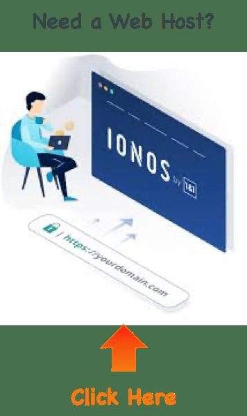 IONOS Web Hosting